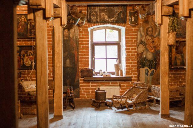 Замок-музей Радомысль